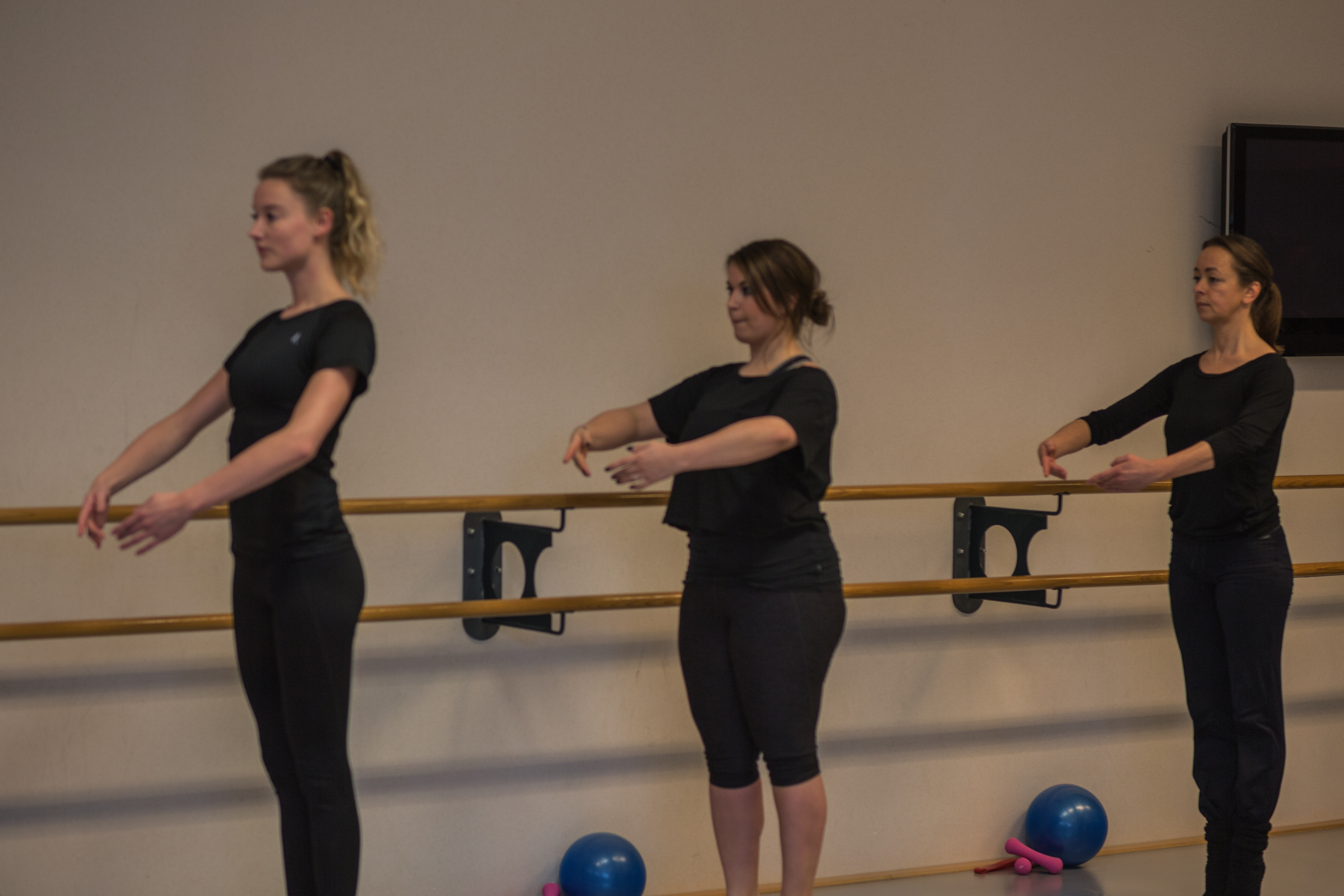 Beyond Ballet Barre Workout Barretatstic Sunday